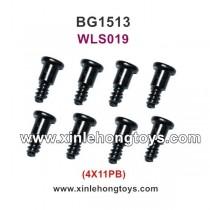Subotech BG1513 BG1513A BG1513B Parts 3.0X10PB T Head Step Screws WLS019