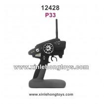 Wltoys 12428 Upgrade Remote Control, Transmitter P33