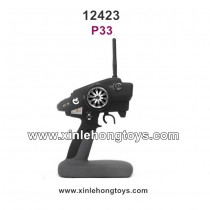 Wltoys 12423 Upgrade Remote Control, Transmitter P33