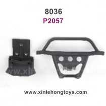REMO HOBBY 8036 Parts Front Bumper P2057