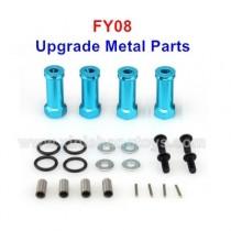 Feiyue FY08 Tiger Upgrade Parts Metal Extended Combination Of Accessories