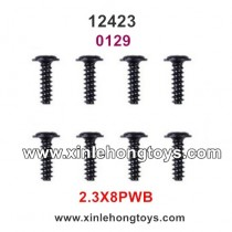 Wltoys 12423 Parts Screws 0129