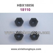 HBX Ratchet 18856 Parts Wheel Hex 18110