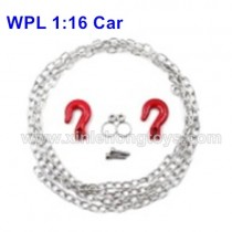 WPL C24 Car Parts Trailer Chain Set