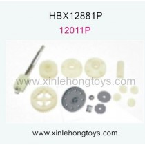 HaiBoXing HBX 12881P parts Spur Gear+Diff.Gears Assembly 12011P