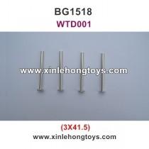 Subotech BG1518 Parts Shaft Nails, Screw WTD001