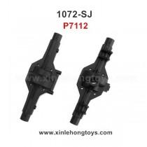 EMO HOBBY 1072-SJ Parts Solid Axle Set P7112