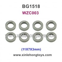 Subotech BG1518 Parts Ball Bearing WZC003 11X7X3mm