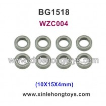 Subotech BG1518 Parts Ball Bearing WZC004 10X15X4mm