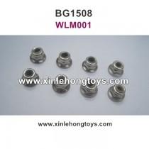 Subotech BG1508 Parts Lock Nut, Anti Slip Nut  WLM001 M4