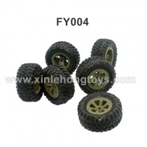 FAYEE FY004 FY004A M977 Parts Tire, Wheel