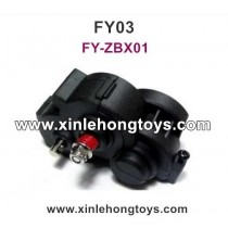 Feiyue FY03h Parts Middle Gearbox Assembly FY-ZBX01