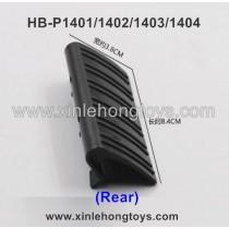 HB-P1401 Parts Rear Anti-Collision Frame, Rear Bumper Block