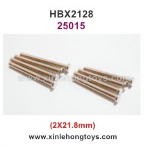 HaiBoXing HBX 2128 Parts Suspension Pins (2X21.8mm) 25015