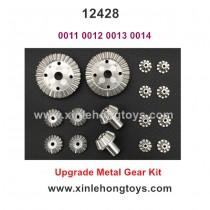 Wltoys 12428 Upgrade Metal Gear Kit