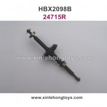 HBX 2098B Parts Drive Shaft Assembly 24715R