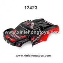 Wltoys 12423 Parts Body Shell, Car Shell