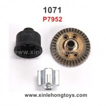 REMO HOBBY 1071 Parts Differential Kit P7952