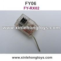 Feiyue FY06 Desert-6 Brushless Receivers FY-RX02