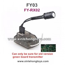 FeiYue FY03 Eagle-3 Brushless Receivers FY-RX02