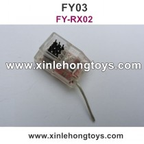 FeiYue FY03h Brushless Receivers FY-RX02