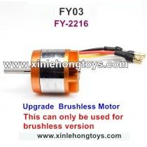 FeiYue FY03 Eagle-3 Brushless Motor FY-2216