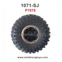 REMO HOBBY 1071-SJ Parts Tire, Wheel