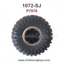 REMO HOBBY 1072-SJ Parts Tire, Wheel