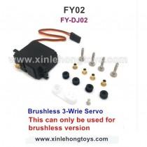 FeiYue FY02 Brushless Servo FY-DJ02