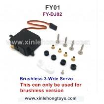 FeiYue FY01 Fighter-1 Brushless Servo FY-DJ02