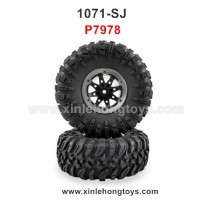 REMO HOBBY 1071-SJ Car Parts Wheel, Tire