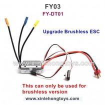 FeiYue FY03H Brushless ESC FY-DT01