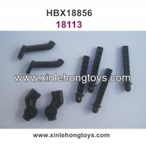 HBX Ratchet 18856 Parts Body Post Mount, Car Shell Bracket 18113