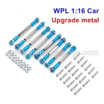 WPL C34 Upgrade Parts Metal Car Connecting Rod
