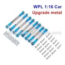 WPL C34 Upgrade Parts Metal Car Connecting Rod