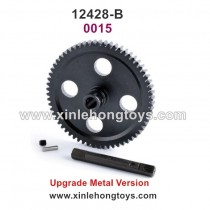 Wltoys 12428-B Upgrade Parts Metal Reduction Gear 0015