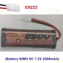 REMO HOBBY 1031 1035 M-max Battery E9222-2500mah