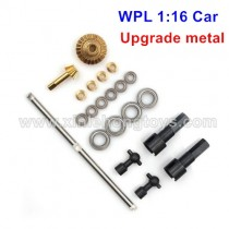WPL C34 Upgrade Metal Front Axle Differential Gear kit