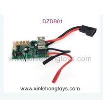 Subotech BG1517 Parts Receiver Board-DZDB01