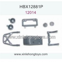 HaiBoXing HBX 12881P Parts Front Base+LED light Cover+Front Upper Seat 12014
