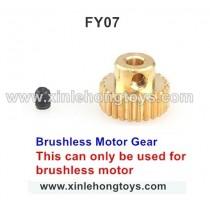 Feiyue FY07 Desert-7 Brushless Motor Gear