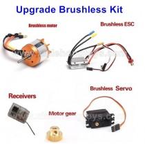 Feiyue FY03 Eagle-3 Upgraded Brushless Kit