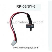 RuiPeng RP-06 SY-6 RC Truck Parts Switch wire RP-KGX1