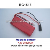 Subotech BG1518 Battery 7.4V 2800mAh