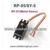 RuiPeng RP-05 SY-5 Parts Servo RP-S1(Metal Gears)