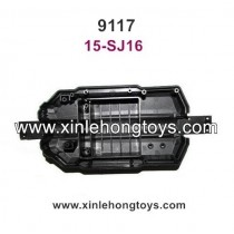 XinleHong Toys 9117 Parts Car Chassis 15-SJ16
