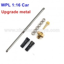 WPL C34 Upgrade Metal Rear Axle Differential Gear kit