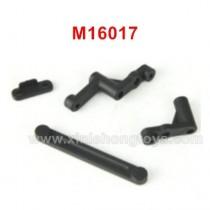 HBX 16889 Parts Steering Bushes+Ackerman Plate M16017
