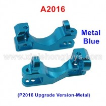 REMO HOBBY Upgrade Parts Metal Caster Blocks (C-Hubs) a2016 p2016 blue