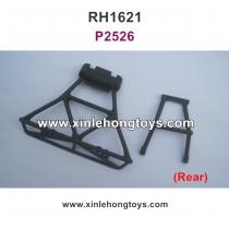 REMO HOBBY 1621 Parts Rear Bumper P2526